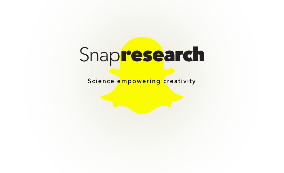 Snap Research Logo